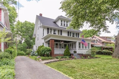 3039 Meadowbrook Blvd, Cleveland Heights, OH 44118 - MLS#: 4003829
