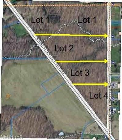 Lot 5 Painesville Warren, Farmington Township, OH 44491 - MLS#: 4004277