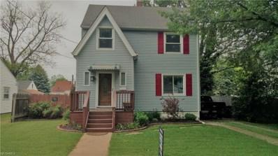 164 Longfellow St, Elyria, OH 44035 - MLS#: 4004327