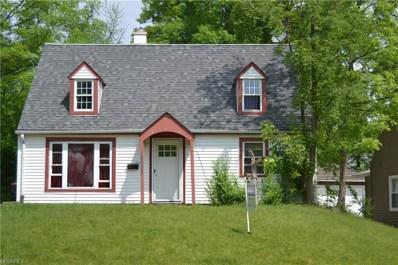 19603 Meadowlark Ln, Warrensville Heights, OH 44128 - MLS#: 4004390