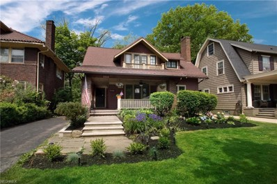 2222 S Overlook Rd, Cleveland Heights, OH 44106 - MLS#: 4005096