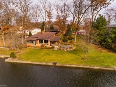 4596 Rex Lake Dr, New Franklin, OH 44319 - MLS#: 4005823