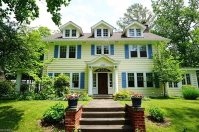 2733 Leighton Road, Shaker Heights, OH 44120 - #: 4006034