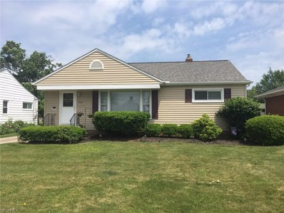 5965 Marnell Ave, Mayfield Heights, OH 44124 - MLS#: 4006385