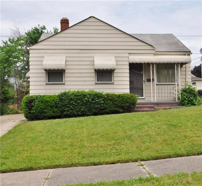 12421 Garland Ave, Garfield Heights, OH 44125 - MLS#: 4006446