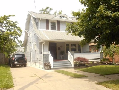 1412 Dietz Ave, Akron, OH 44301 - MLS#: 4006900