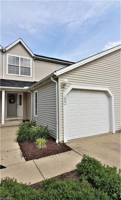 699 Crownwood Ct, Streetsboro, OH 44241 - MLS#: 4006970