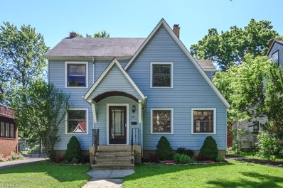 941 Englewood Rd, Cleveland Heights, OH 44121 - MLS#: 4007470