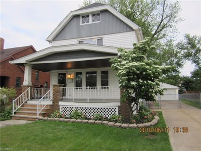 16945 Woodbury Ave, Cleveland, OH 44135 - MLS#: 4007726