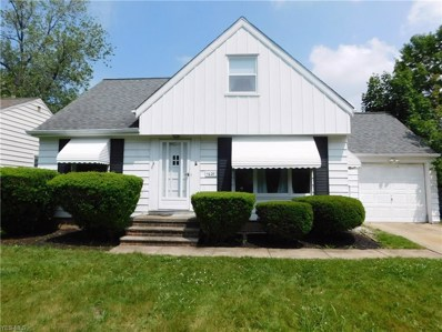 1629 Overbrook Rd, Lyndhurst, OH 44124 - MLS#: 4007808