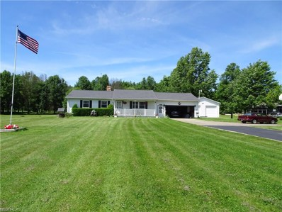4670 Doty East Rd WEST, Southington, OH 44470 - MLS#: 4007988