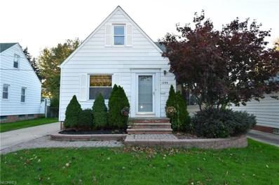 1208 Churchill Rd, Lyndhurst, OH 44124 - MLS#: 4009098