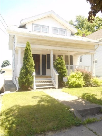 343 Cleveland St, Akron, OH 44306 - MLS#: 4009582