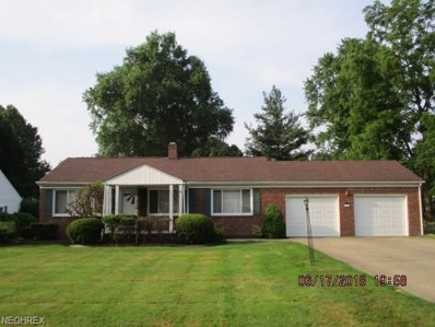 417 Mansell Dr, Liberty, OH 44505 - MLS#: 4009681