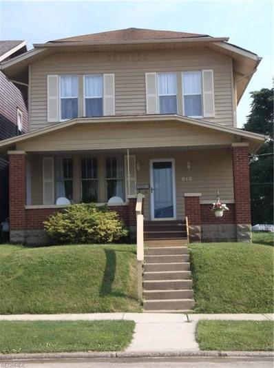 813 Harrison Ave, Cambridge, OH 43725 - MLS#: 4009924