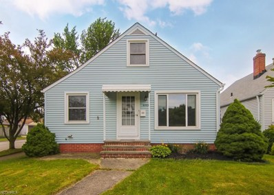 6003 Wilber Ave, Parma, OH 44129 - MLS#: 4010001