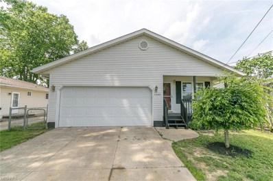 1143 Noble Ave, Barberton, OH 44203 - MLS#: 4010466