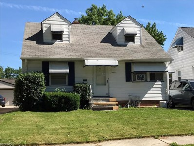 24851 Drakefield Ave, Euclid, OH 44123 - MLS#: 4010625