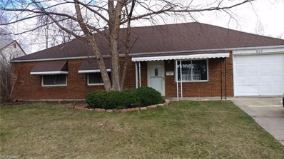 621 Willow Dr, Euclid, OH 44132 - MLS#: 4011133