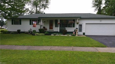 1621 Bradford St NORTHWEST, Warren, OH 44485 - MLS#: 4011196