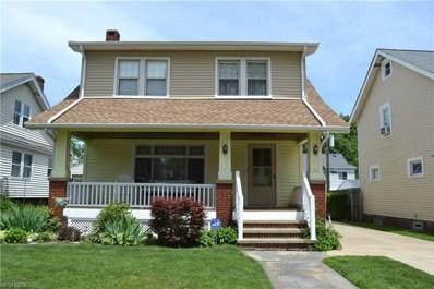 1736 Saratoga Ave, Cleveland, OH 44109 - MLS#: 4011398