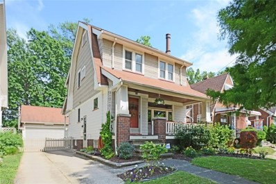 4061 W 157th St, Cleveland, OH 44135 - MLS#: 4011473