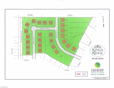 Lot #212 Amberly, Green, OH 44685 - MLS#: 4011516