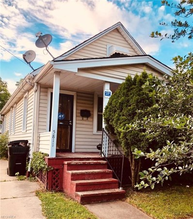 5811 Fullerton Ave, Cleveland, OH 44105 - MLS#: 4011699