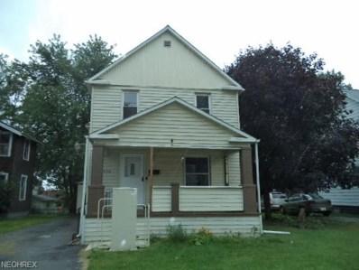 836 Homewood Ave SOUTHEAST, Warren, OH 44484 - MLS#: 4012280