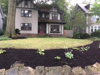 2828 Edgehill Rd, Cleveland Heights, OH 44118 - MLS#: 4012759
