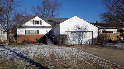 5163 Thornbury Rd, Lyndhurst, OH 44124 - MLS#: 4013314