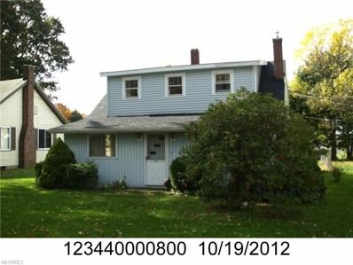 42 Burrington Hts, Conneaut, OH 44030 - MLS#: 4013441