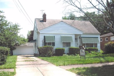 5691 Garfield Ave, Maple Heights, OH 44137 - MLS#: 4014265