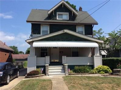 343 E Glenwood Ave, Akron, OH 44310 - MLS#: 4014704