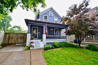 1466 W 54th St, Cleveland, OH 44102 - MLS#: 4014741