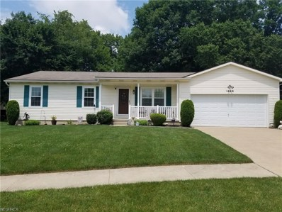 1662 Brentwood Dr, Wooster, OH 44691 - MLS#: 4014923