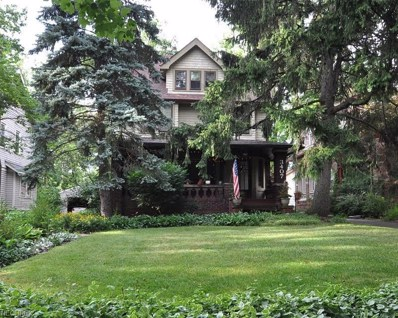 3407 E Monmouth Rd, Cleveland Heights, OH 44118 - MLS#: 4015215