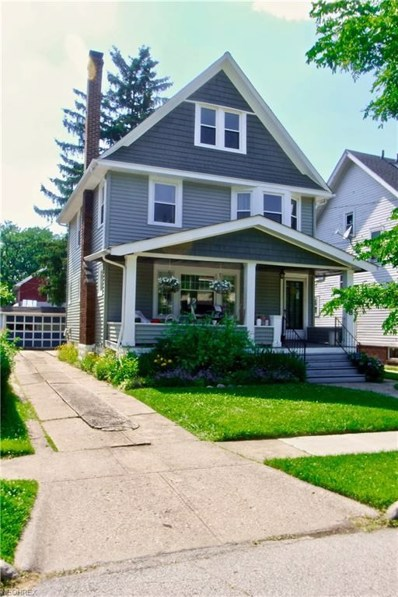 1648 Cordova Ave, Lakewood, OH 44107 - MLS#: 4015339