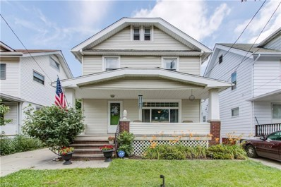 11020 Fortune Ave, Cleveland, OH 44111 - MLS#: 4015352