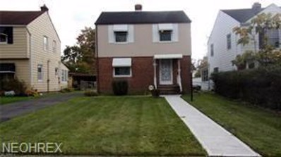 17308 Throckley Ave, Cleveland, OH 44128 - MLS#: 4015582