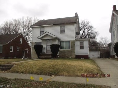 19600 Locherie Ave, Euclid, OH 44119 - MLS#: 4015656