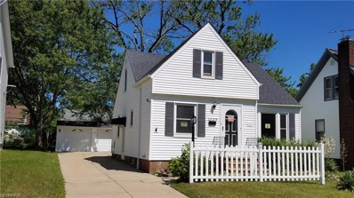 1539 Temple Ave, Mayfield Heights, OH 44124 - MLS#: 4015774