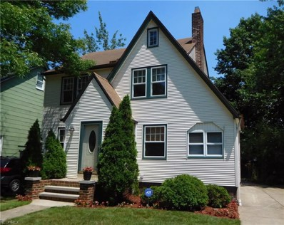 915 Keystone Dr, Cleveland Heights, OH 44121 - MLS#: 4016675