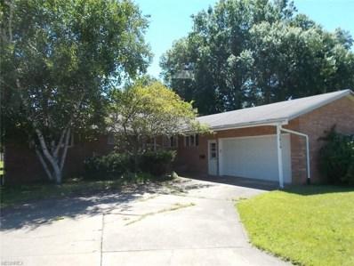1610 Estabrook Ave NORTHWEST, Warren, OH 44485 - MLS#: 4016739