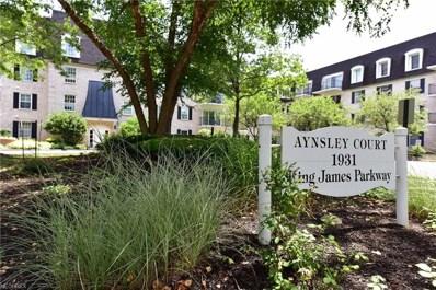 1931 King James UNIT 132, Westlake, OH 44145 - MLS#: 4016883