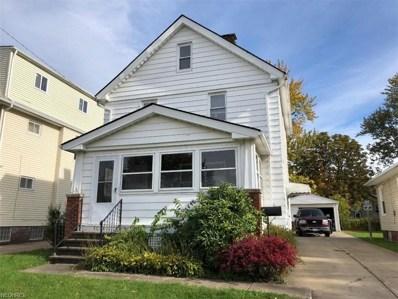 4633 Burleigh Rd, Garfield Heights, OH 44125 - MLS#: 4016912