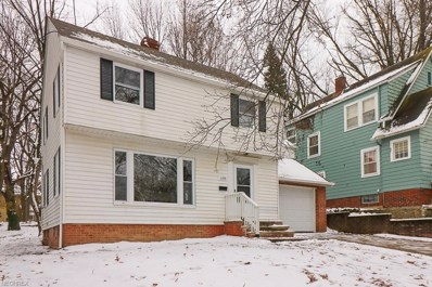 1195 Oxford Rd, Cleveland Heights, OH 44121 - MLS#: 4017199