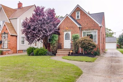 16814 Laverne Ave, Cleveland, OH 44135 - MLS#: 4018195