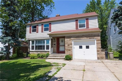 14443 Summerfield Rd, University Heights, OH 44118 - MLS#: 4019069