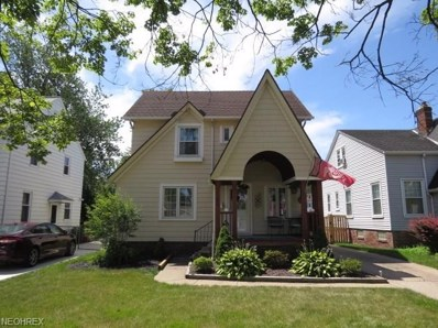 16709 Elsienna Ave, Cleveland, OH 44135 - MLS#: 4019124